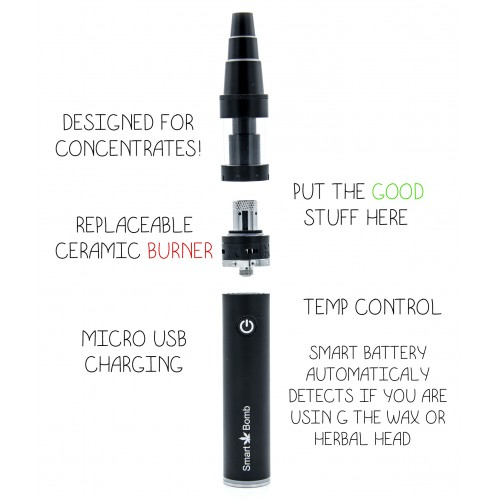 Smart Bomb - Concentrate Kit