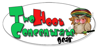 THC Gear- Two Hoot Concentrate Gear