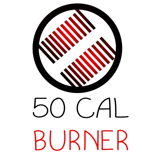 50 Cal Dual Coil Burner