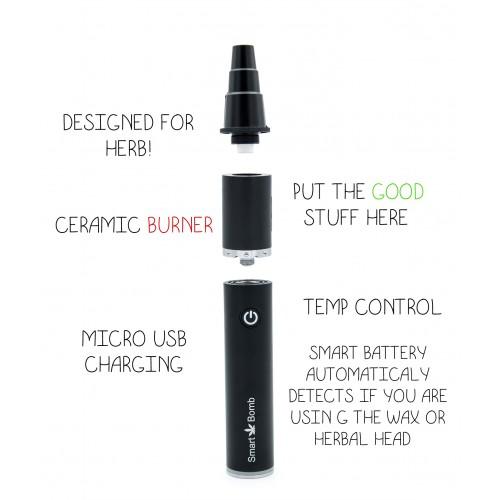 Smart Bomb - Herbal Kit